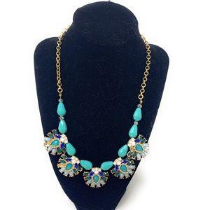INC Jeweled Necklace NWT